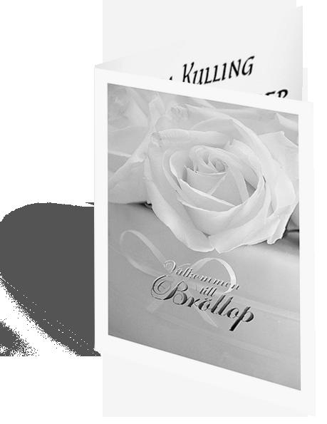 Exempel på inbjudningskort bröllop